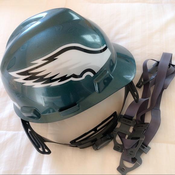 NWT Philadelphia Eagles Construction Hat